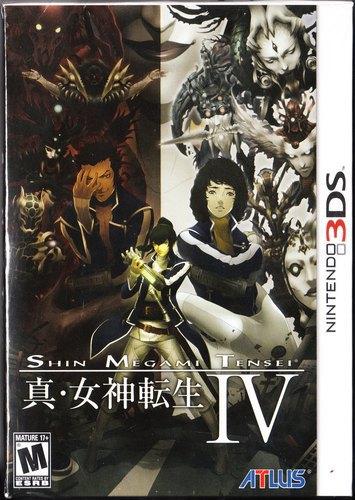 Shin Megami Tensei IV 4
