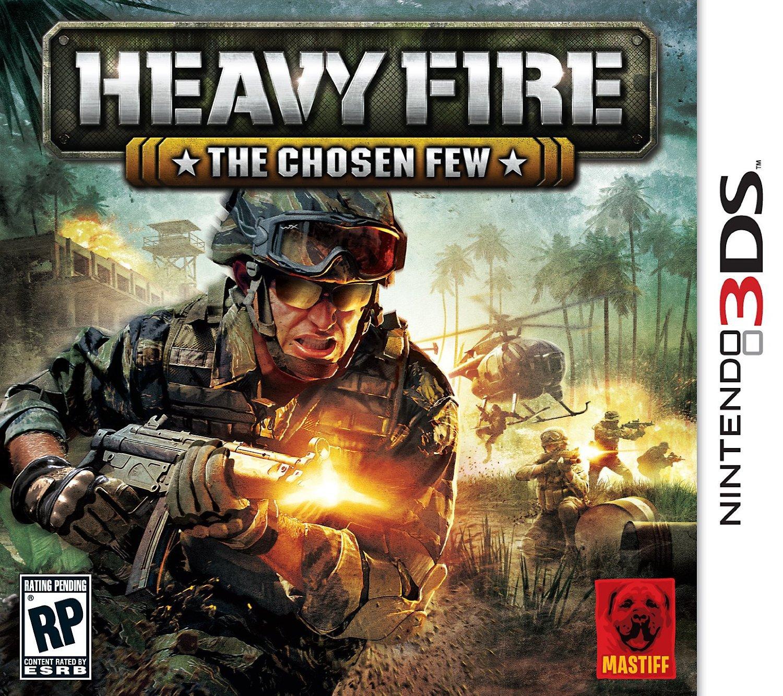 Heavy Fire: The Chosen Few