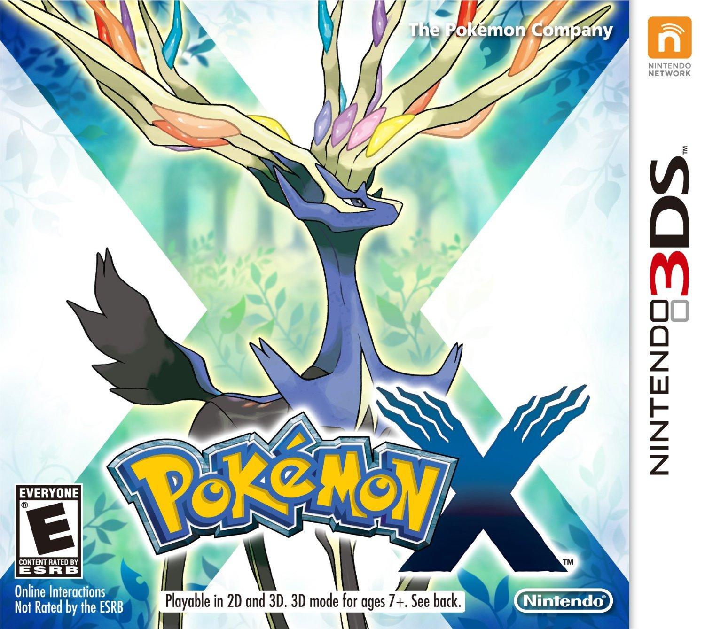Pokemon X Version