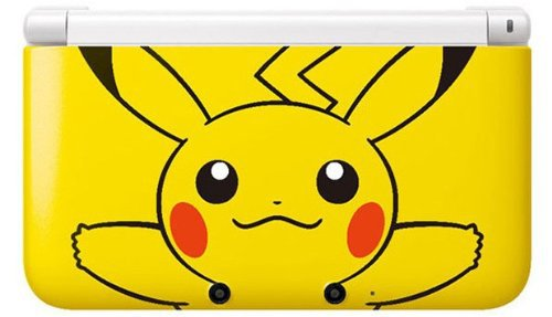 Pikachu 3DS XL Console Only
