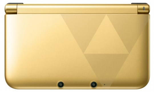 Zelda 3DS XL Console Only