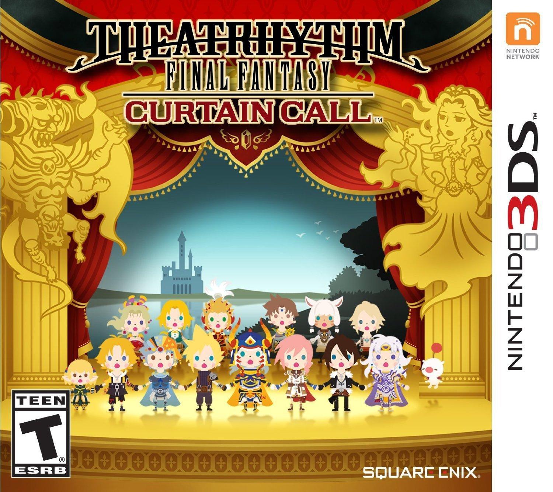 Final Fantasy: Theatrhythm