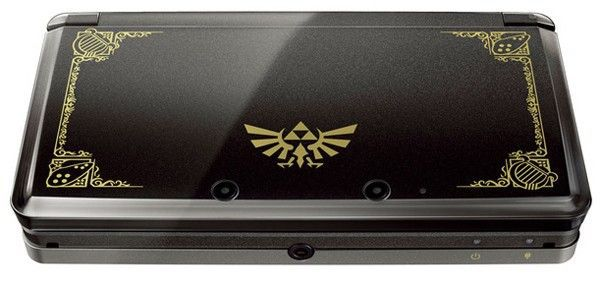 Zelda 3DS Console Only