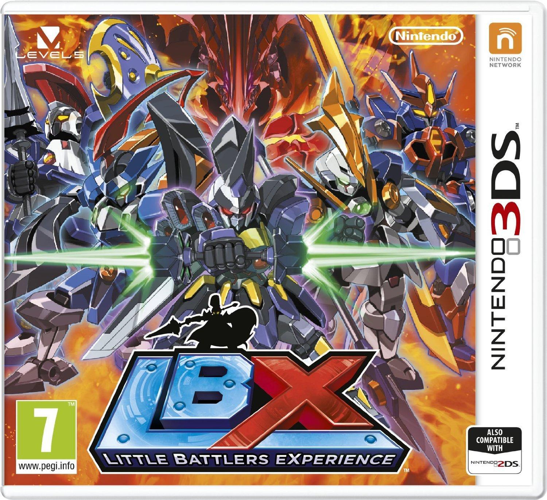 LBX Little Battlers eXperience