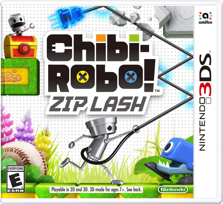 Chibi Robo: Zip Lash