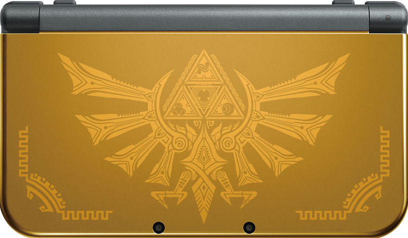 Zelda Hyrule Gold Console Only