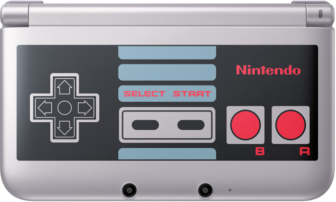 Retro NES 3DS XL Console Only