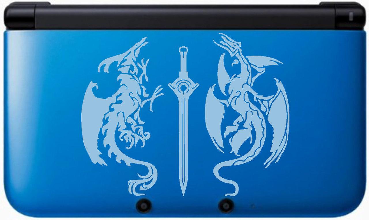 Fire Emblem 3DS Console Only