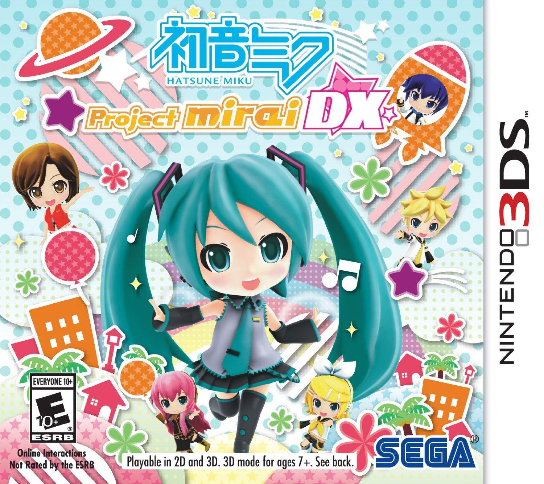 Project Mirai DX: Hatsune Miku