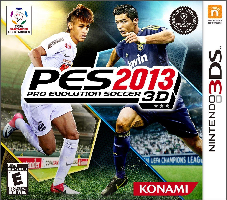 PES 2013 3D