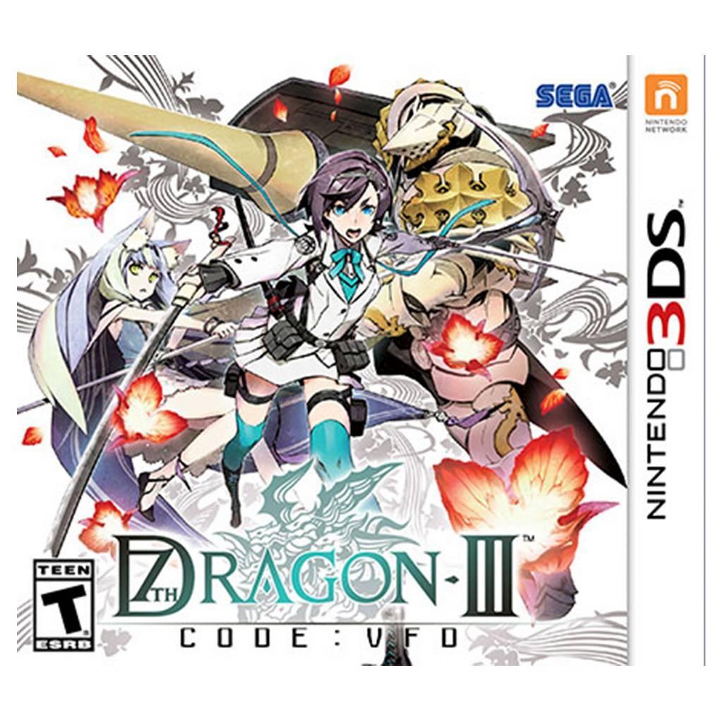 7th Dragon III, The