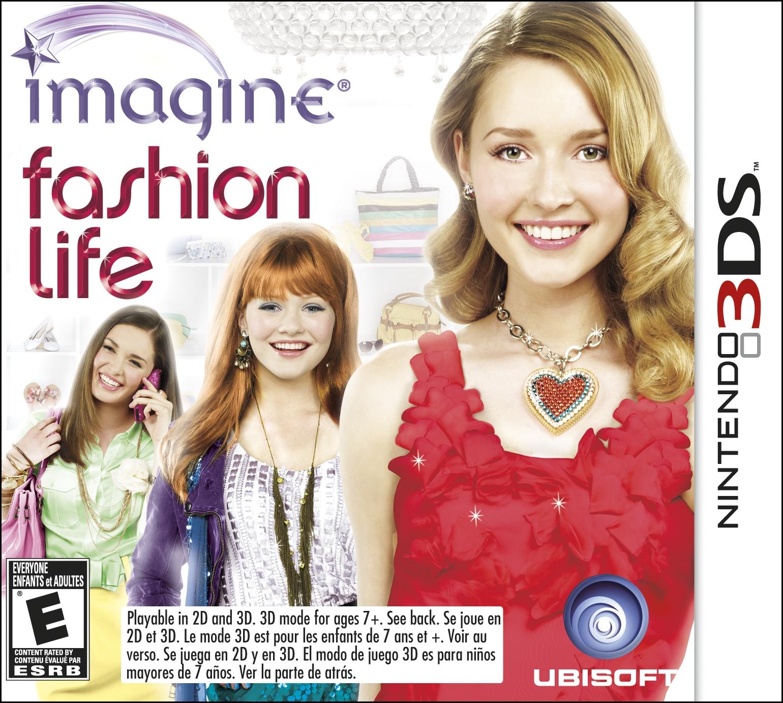 Imagine: Fashion Life