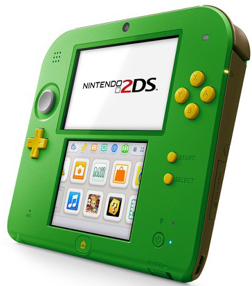 Zelda 2DS Console Only
