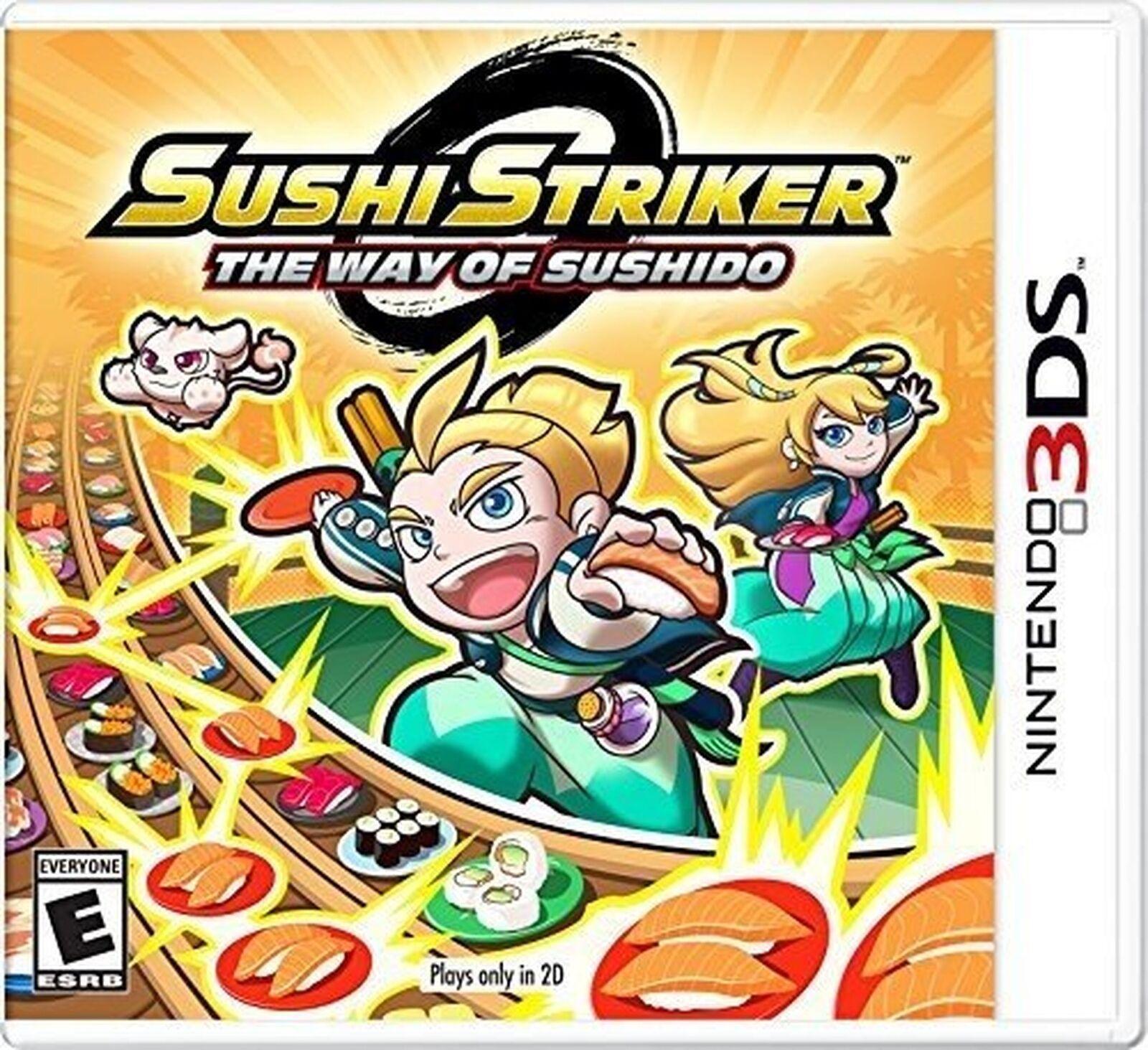 Sushi Strikers
