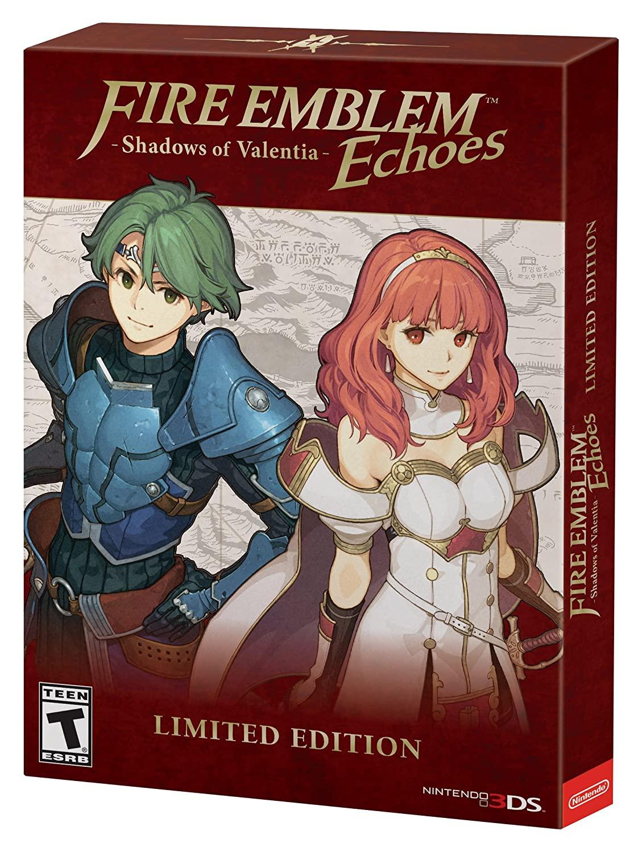 Fire Emblem: Echoes