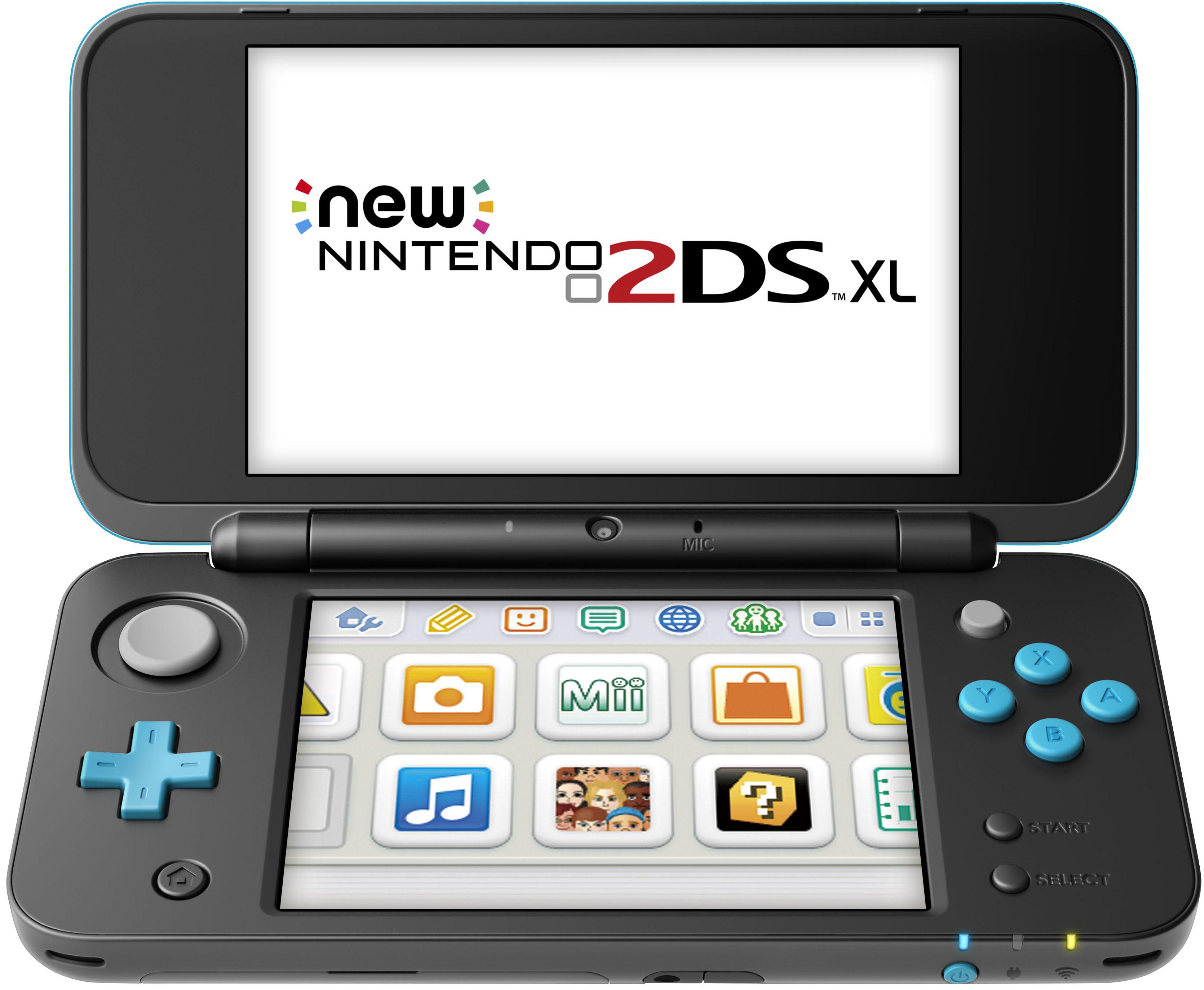 NEW 2DS XL Console Bundle