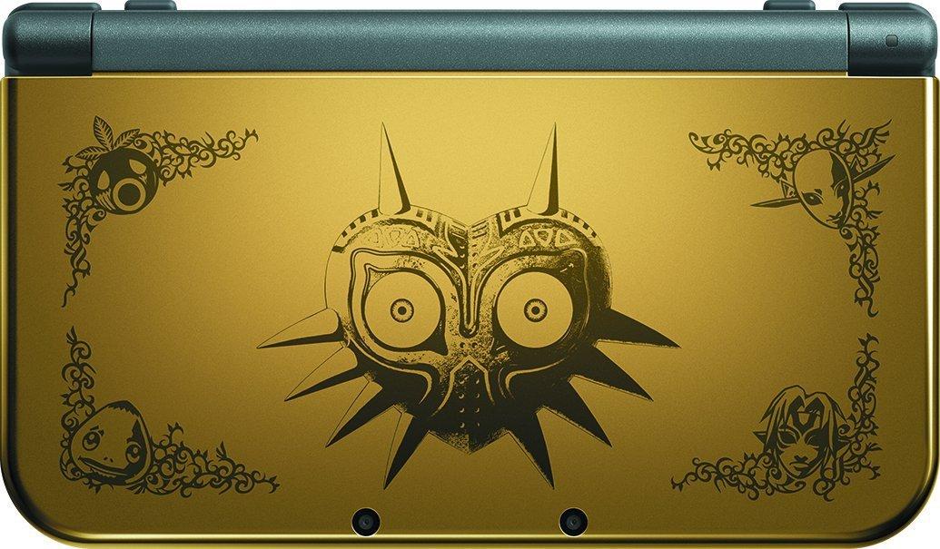 NEW 3DS XL Majoras Mask Bundle