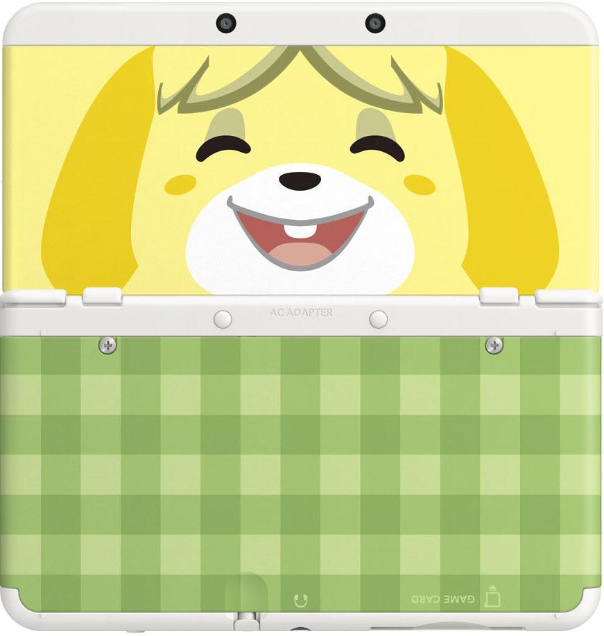 NEW 3DS Animal Crossing Bundle
