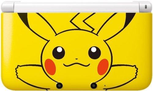 3DS XL Pikachu Bundle