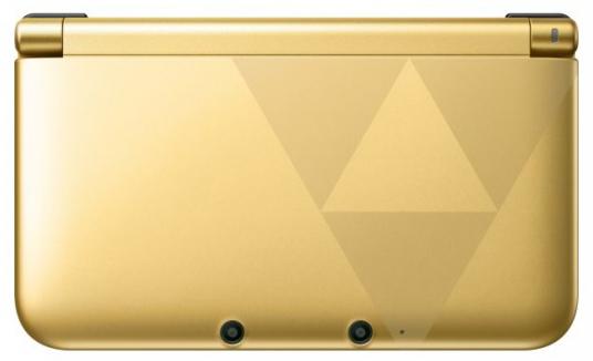 3DS XL Zelda Console Bundle
