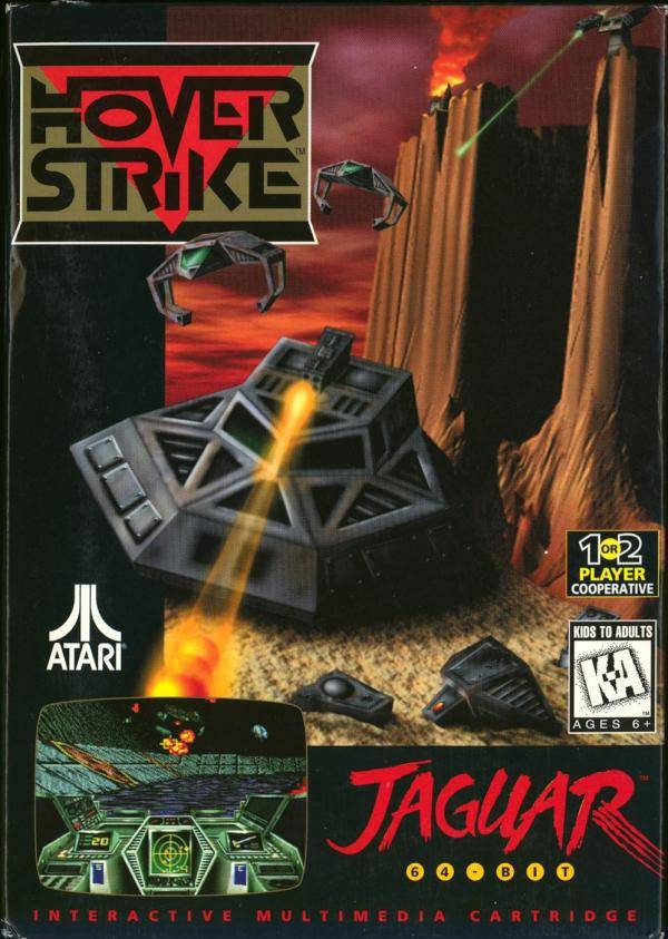 Hover Strike: Unconquered Land
