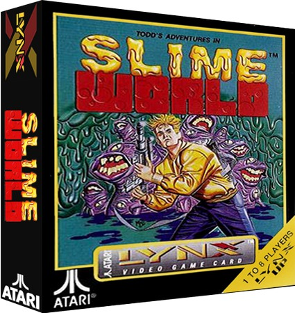 Todds Adventure In Slime World