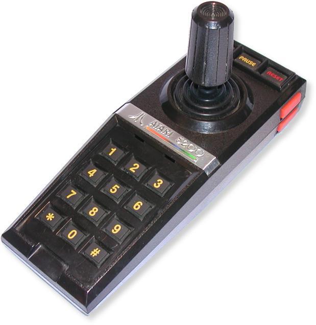 Joystick Number Pad Controller
