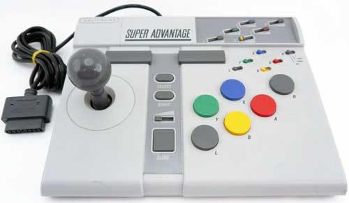 Controller - Super Advantage