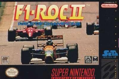 F1 ROC II Race of Champions 2