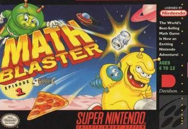 Math Blaster Episode One
