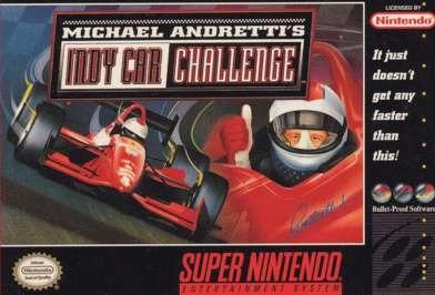 Michael Andrettis Indy Car