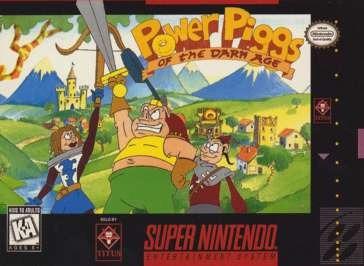 Power Piggs of the Dark Age