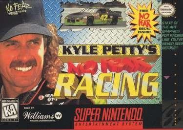 Kyle Pettys No Fear Racing