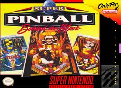 Super Pinball: Behind the Mask