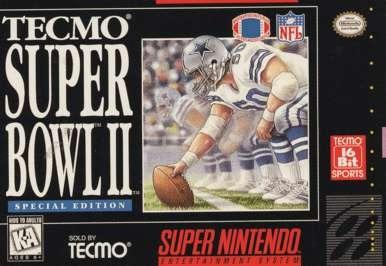 Tecmo Super Bowl II 2