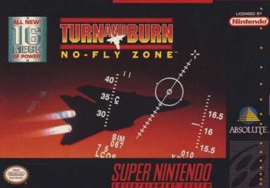 Turn and Burn No-Fly Zone