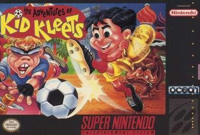 Adventures of Kid Kleets
