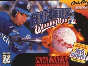 Ken Griffey Jr.s Winning Run