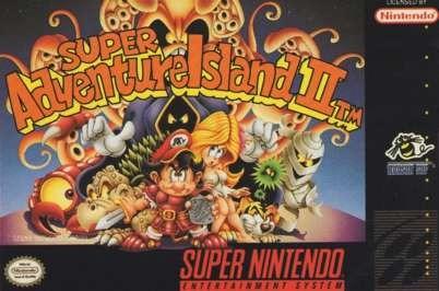 Super Adventure Island II 2