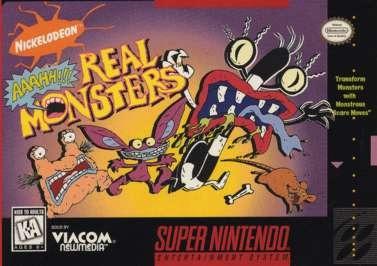 Nickelodeon Aaahh!!!