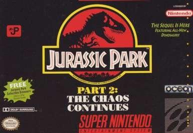 Jurassic Park: The Chaos
