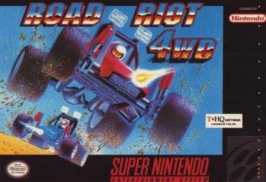 Road Riot 4 Wheel Drive