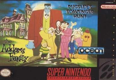 Addams Family, The: Pugsleys