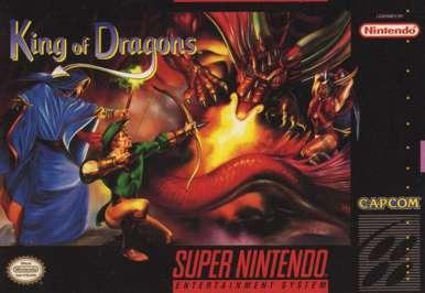 King of Dragons