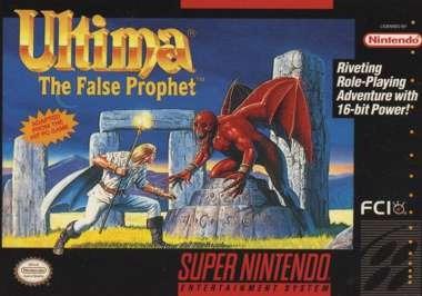 Ultima VI 6: False Prophet
