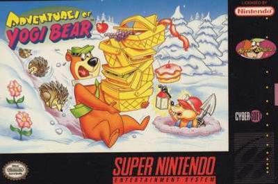 Adventures of Yogi Bear