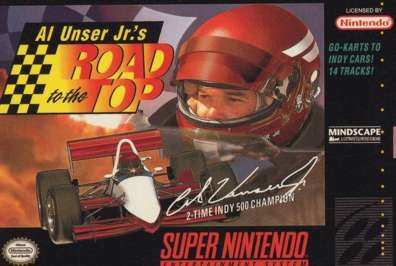 Al Unser Jrs Road to the Top