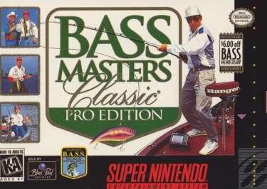 Bass Masters Classic Pro