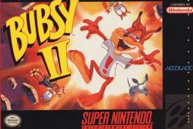 Bubsy II 2