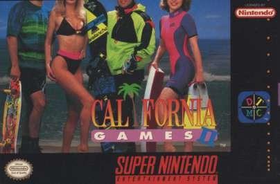 California Games II 2
